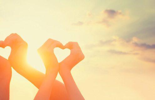 Starten Sie positiv in den Tag